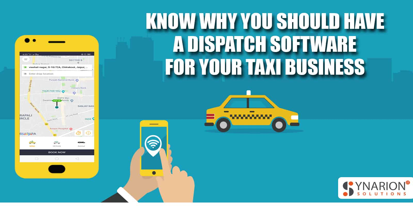 Know why you should have a dispatch software for your taxi business