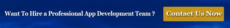 want to hire app development team