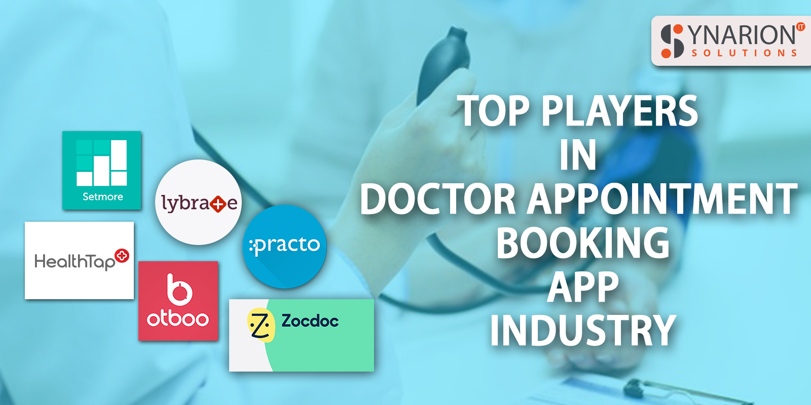 Top Players in Doctor Appointment Booking App Industry