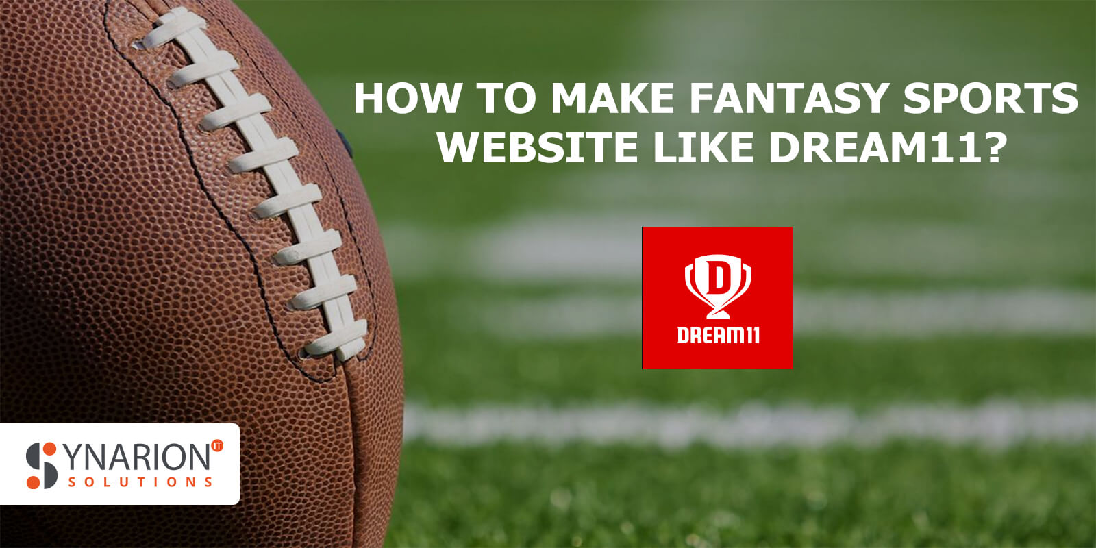 How to Make Fantasy Sports Website like Dream11?