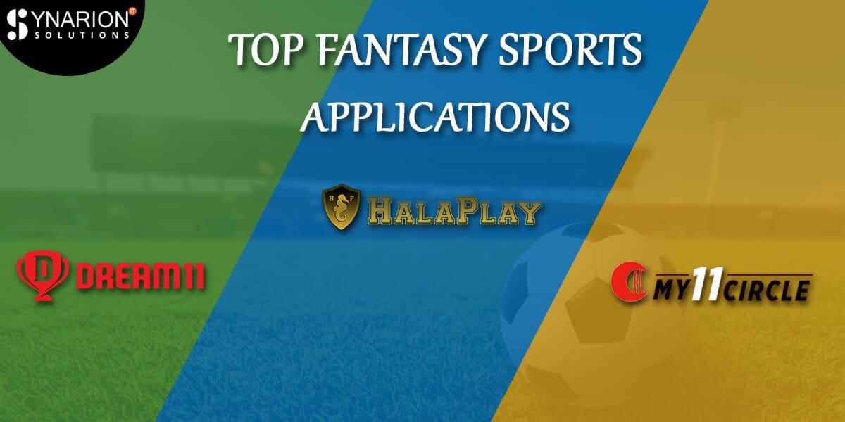 Top Fantasy Sports Applications