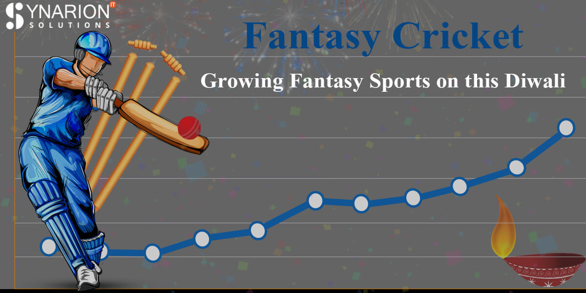 Fantasy Cricket- Growing Fantasy Sports on this Diwali