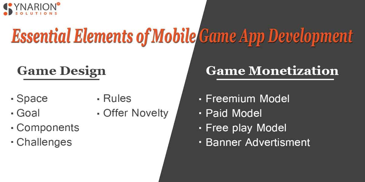 Essential Elements of Mobile Game App Development