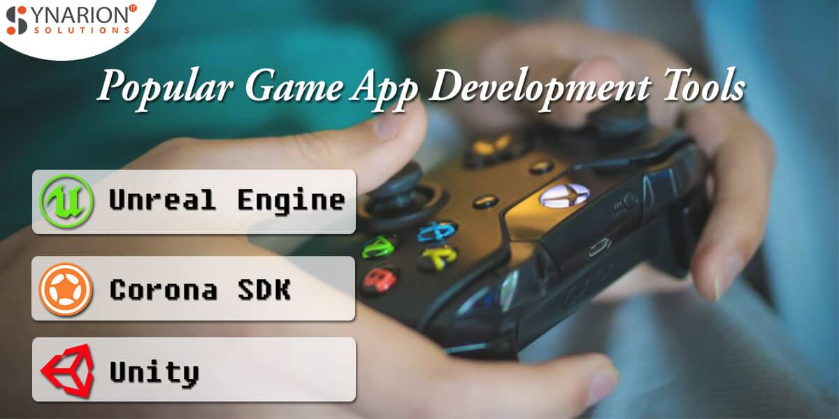 Popular Game App Development Tools