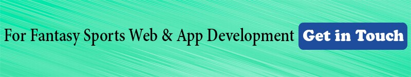 For Fantasy Sports Web App Development