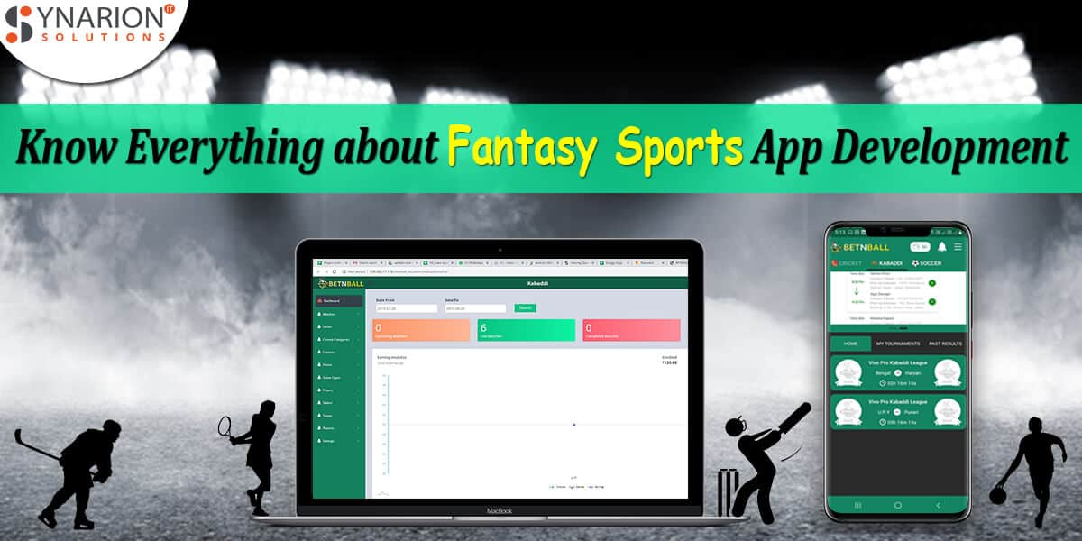 Know Everything about Fantasy Sports App Development