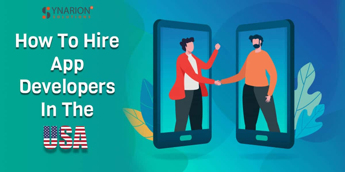 How to hire app developers in The USA