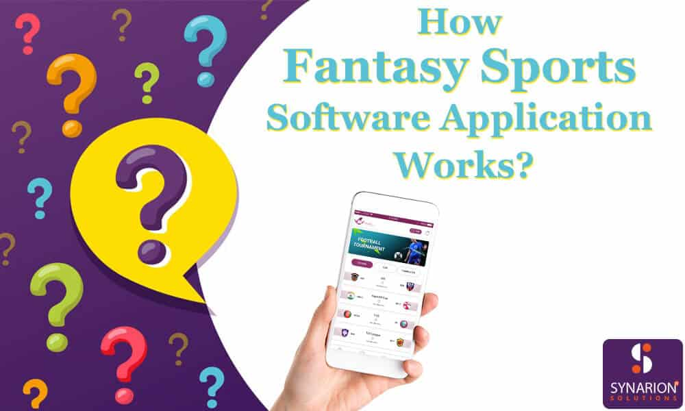 How Fantasy Sports Software Application Works?