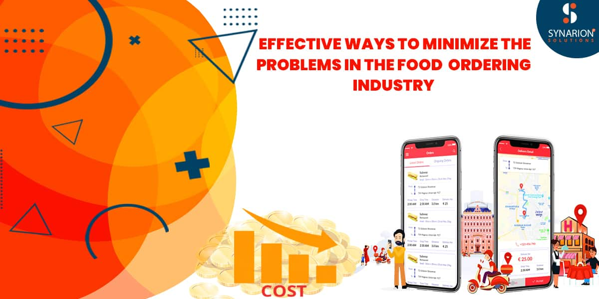 How To Control The Problems In The Food Delivery Business