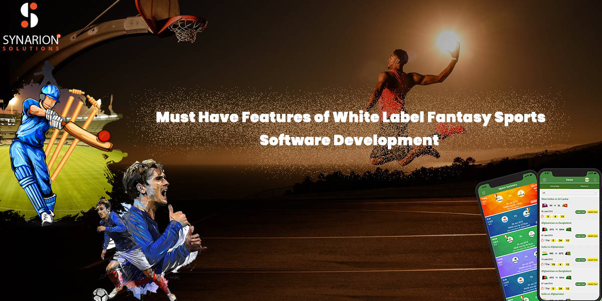 white label fantasy sports software development