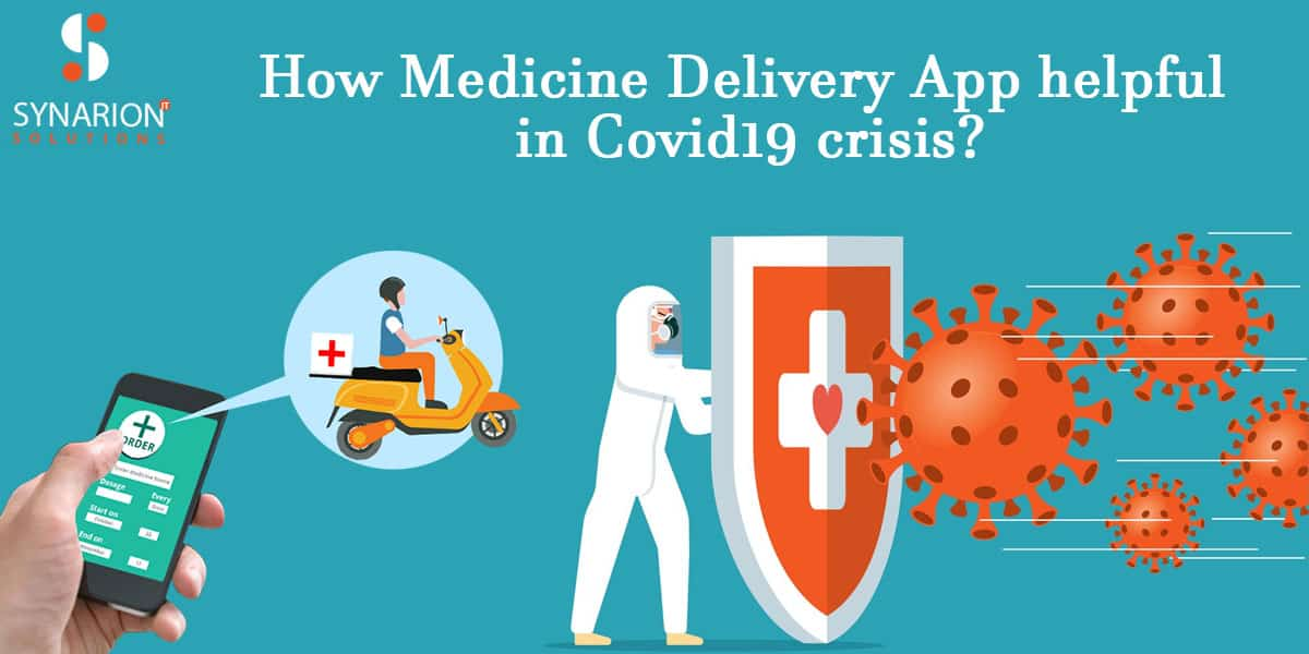 How Medicine Delivery App helpful in Covid-19 crisis?