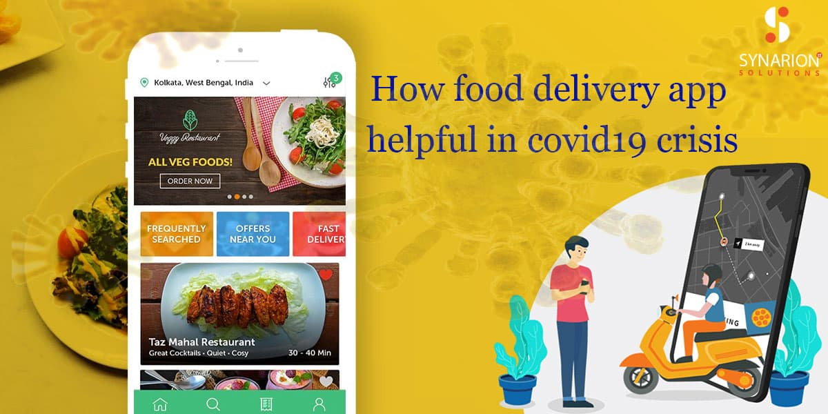 How food delivery app helpful in covid-19 crisis?