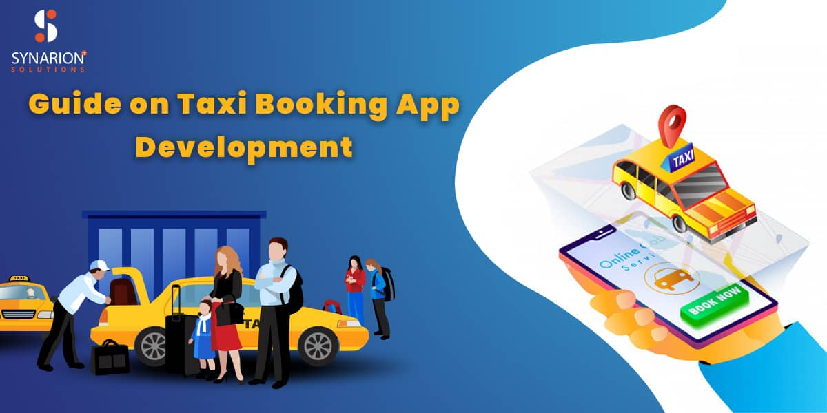 A2Z Guidance on Taxi Booking App Development