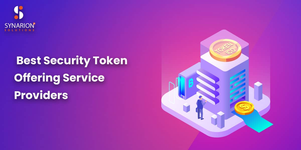 BEST SECURITY TOKEN OFFERING SERVICE PROVIDERS