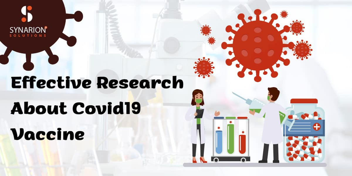 Effective Research About Covid-19 Vaccine