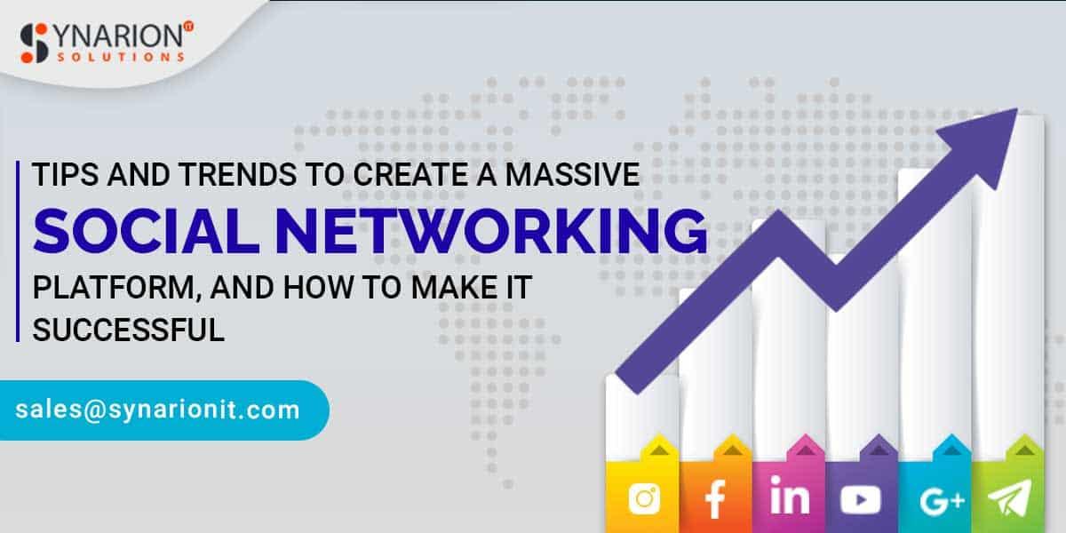social network development company