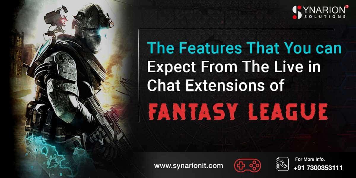 fantasy league software