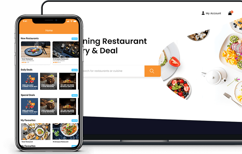 Online Food Ordering App Development like Zomato Clone Script