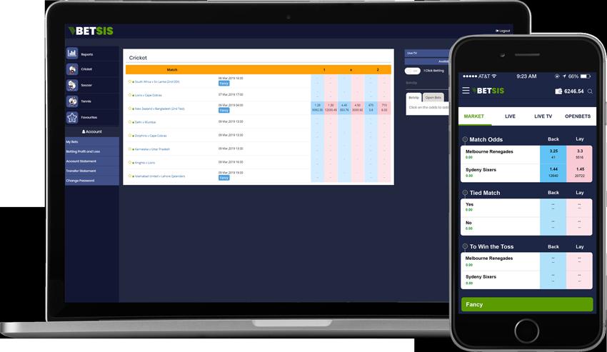 Sports Betting Game App, Web And API Development Service